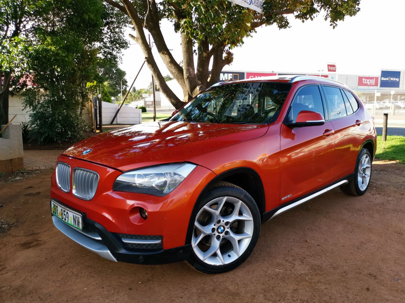 BMW - X1 2.0Sdrive Twin Power Turbo