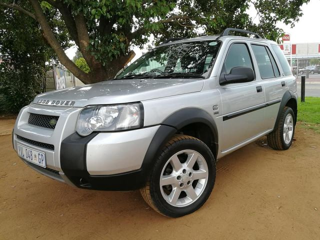 Land Rover - Freelander TD4 HSE Facelift