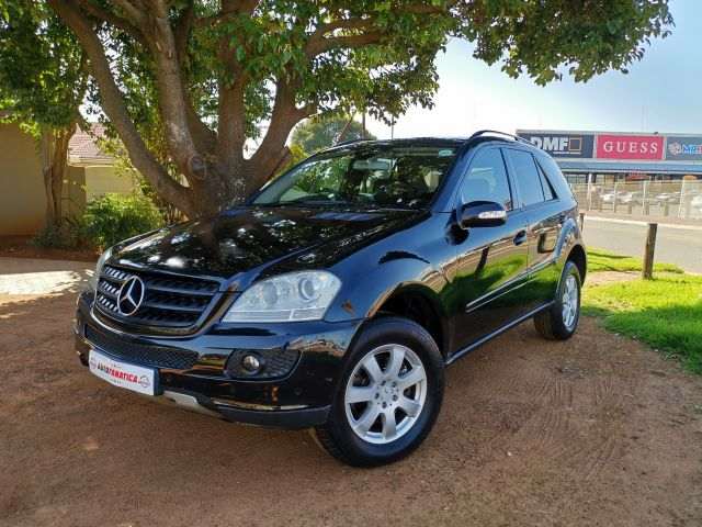 Mercedes-Benz - ML320 CDI