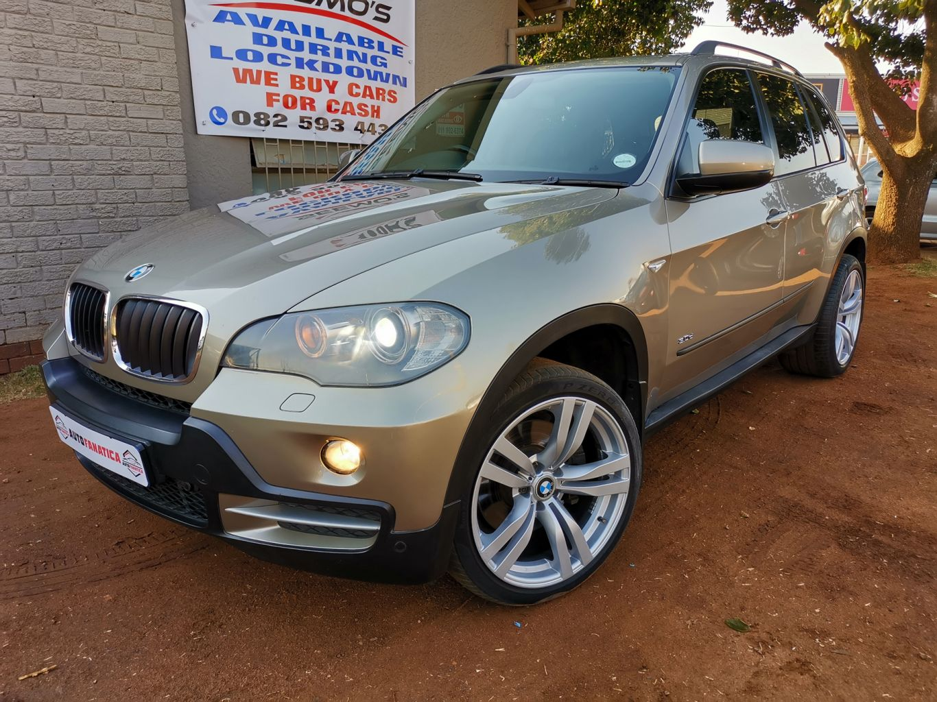 BMW - X5 3.0D 7 Seater
