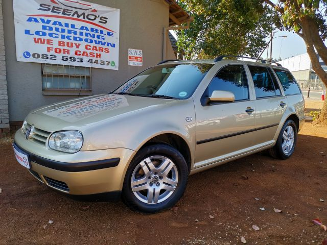Volkswagen - Golf 4 1.6i Station Wagon