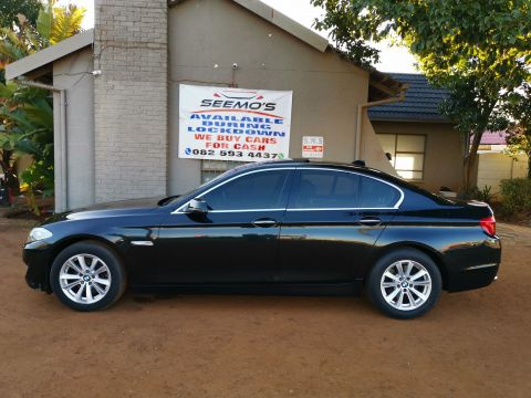 BMW - 523i Exclusive